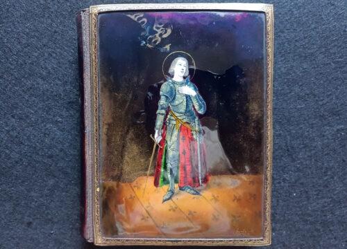 Jeanne-d-Arc-Missel-Limoges-email