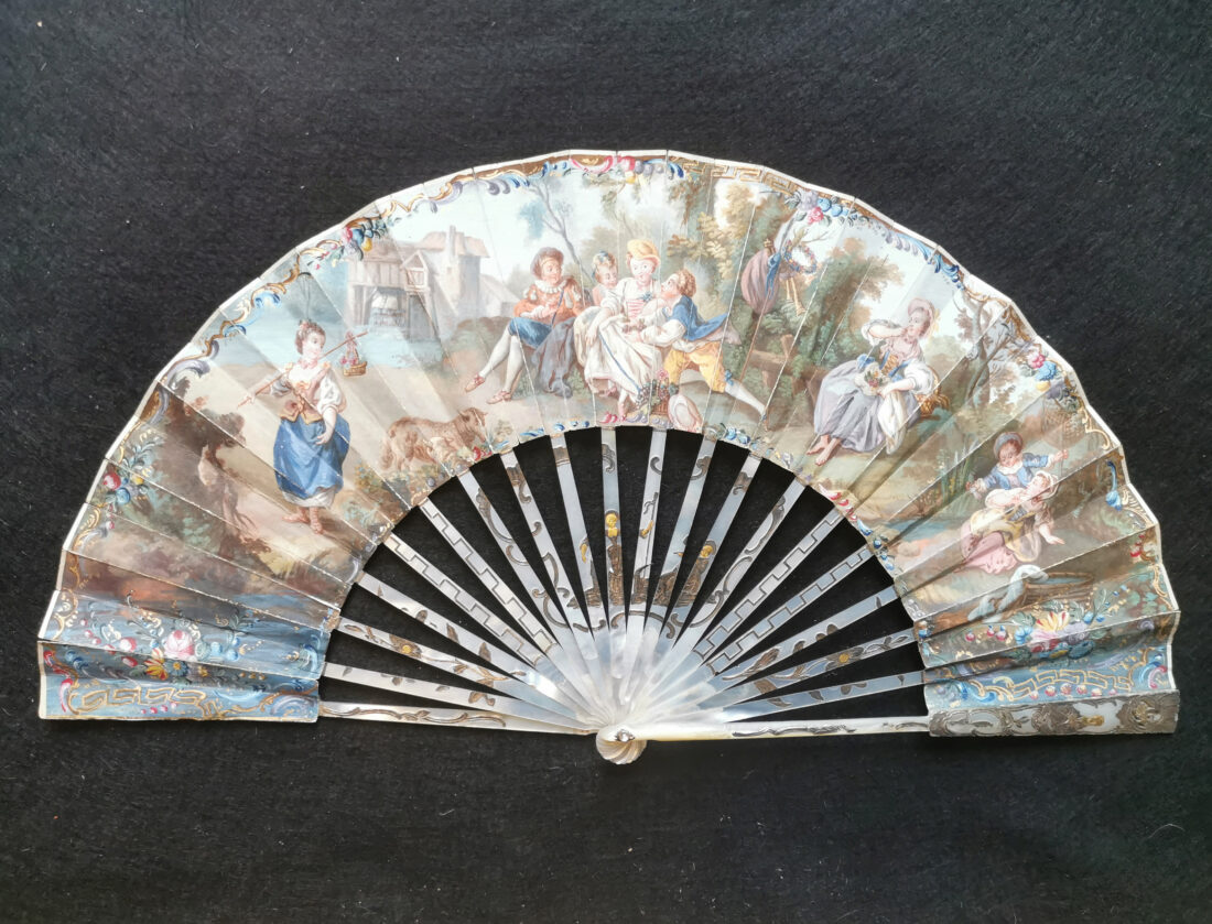 eventail-Louis-XVI