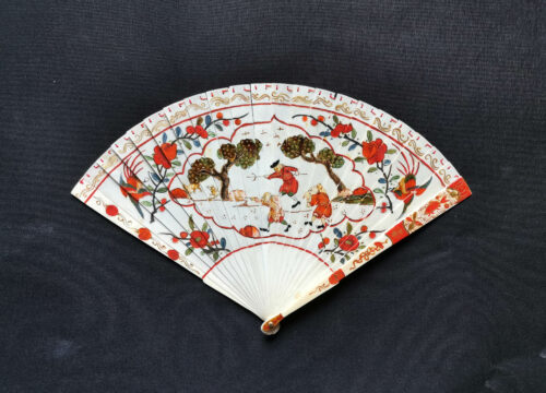 eventail-kangxi-chasse